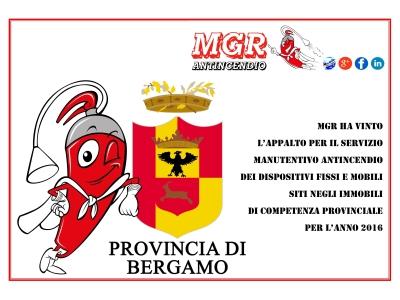 Appalto Provincia Di Bergamo 2016