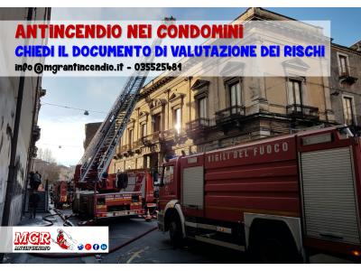 Antincendio Nei Condomìni Con MGR Antincendio