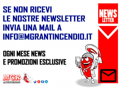 NewsLetter MGR Antincendio