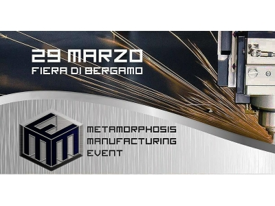MGR Antincendio & Metamorphosis Manufacturing Event