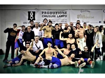 MGR Di Nuovo In Serie B