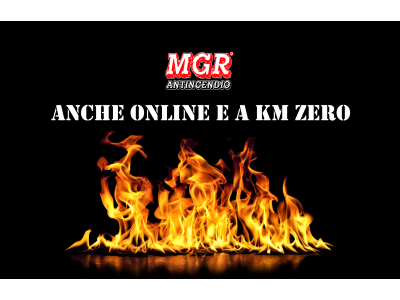 Formazione MGR Antincendio Giugno/Luglio 2020