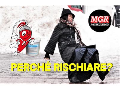 Emergenza Ghiaccio Con MGR