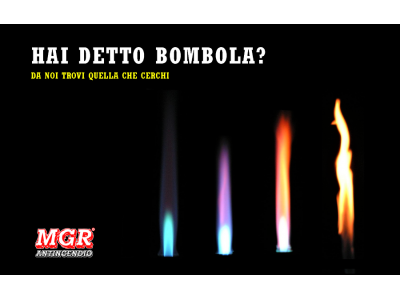 Bombole MGR Antincendio