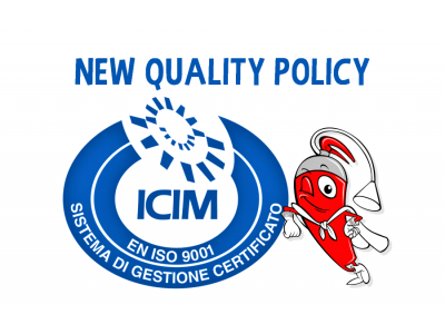 Qualità ISO MGR Antincendio