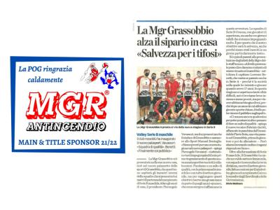 MGR Grassobbio Volley